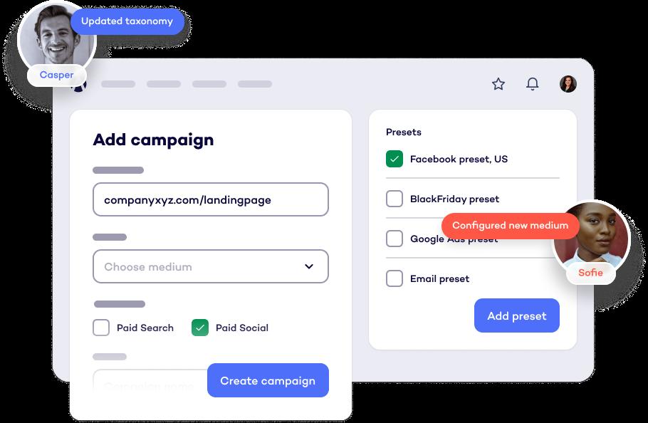 Tracking Code Creator - Metadata Governance Made Easy